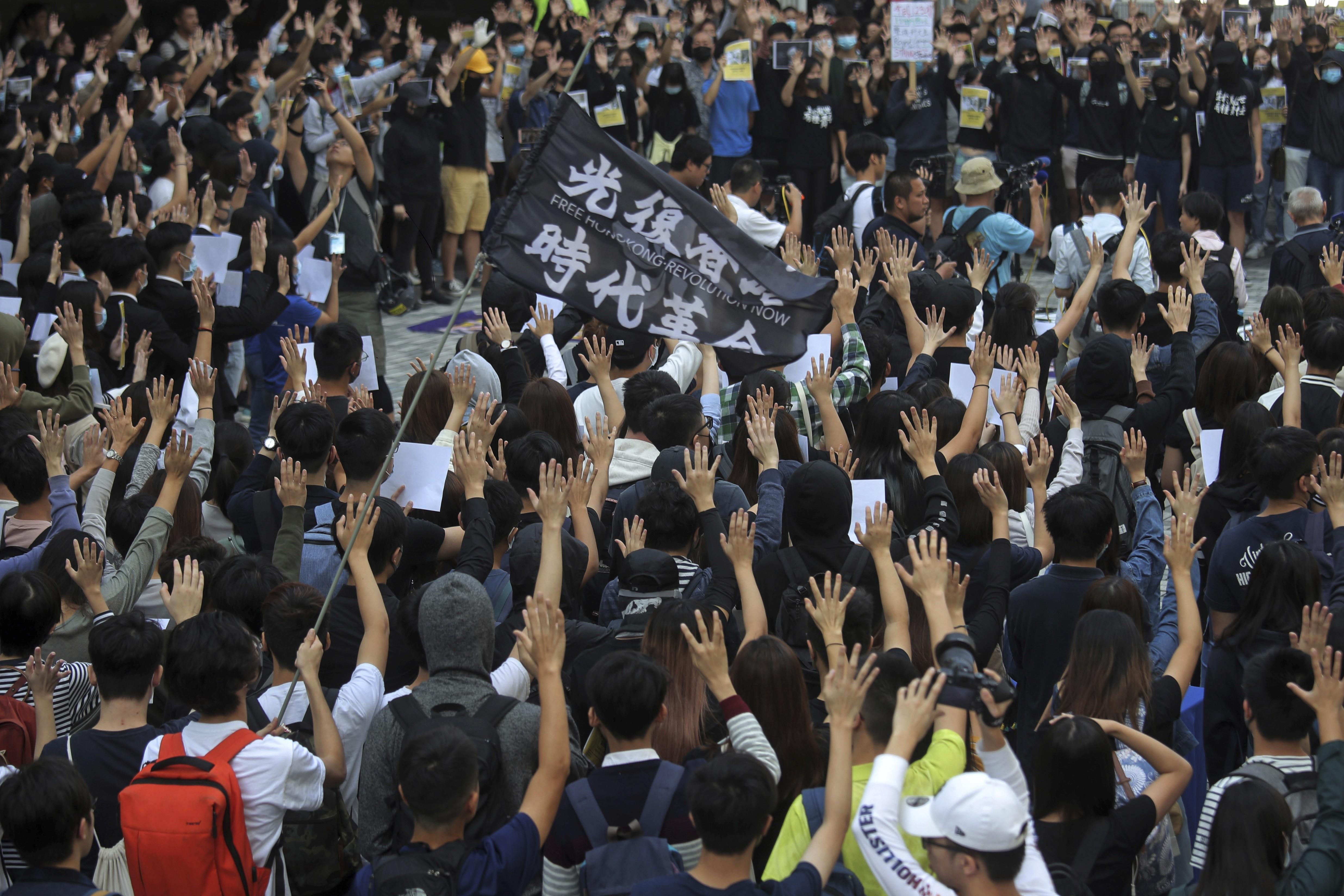 Site ligado aos protestos de Hong Kong diz que acesso de usuários foi bloqueado