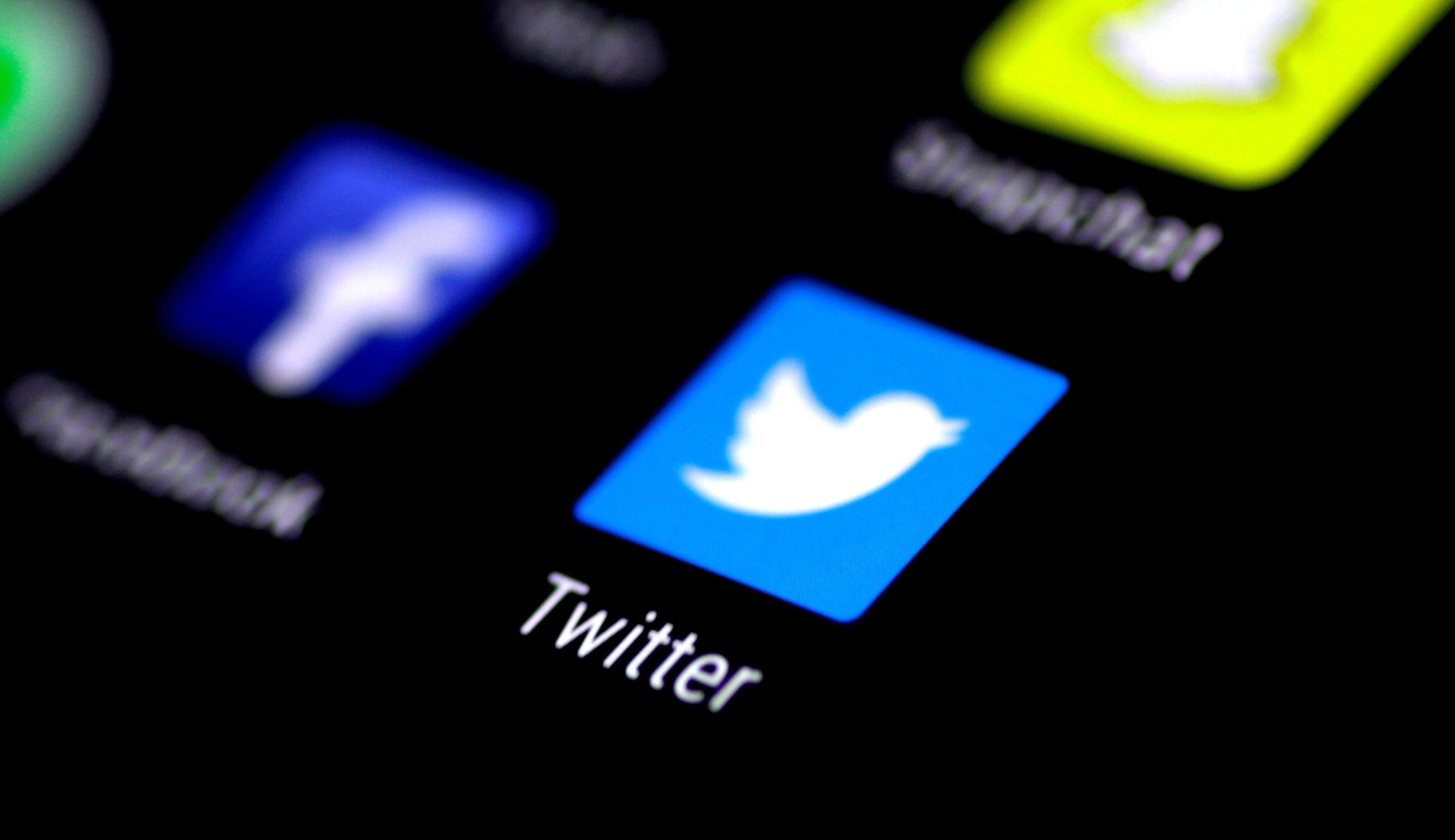 O que acontece quando um post no Twitter é marcado como enganoso
