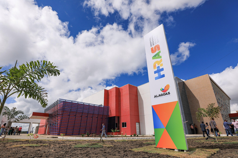Com ocupação alta de leitos no interior de AL, novo hospital passa a atender pacientes com Covid